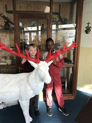 Christmas Reindeer Competition Winners