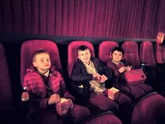 Christmas Cinema Trip