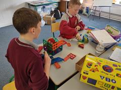 Maths Week in Múinteoir Anthony's 5th Class