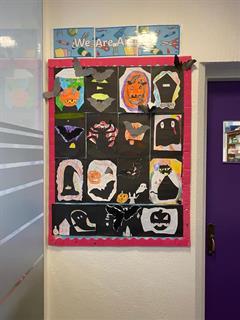 Halloween in 4th Class