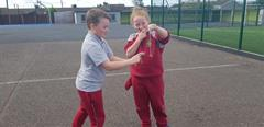Games from the Past in 3rd/4th Class