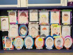Self Portraits in 3rd Class