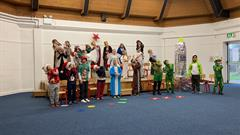 The Nativity: 1st Class 2020
