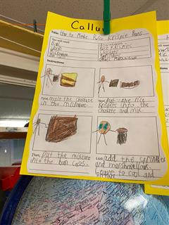 1st Class Procedural Writing