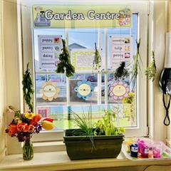 Indoor Sensory Garden
