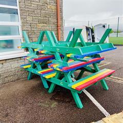 Outdoor Classroom Furniture