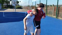 6th Class Sports Day
