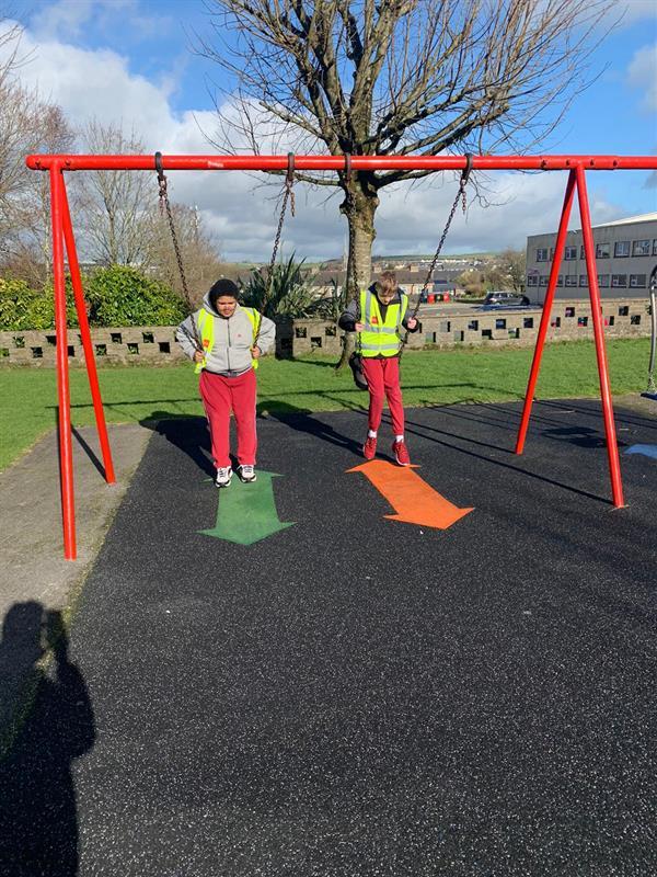Playground Adventures for The Yellow Corridor
